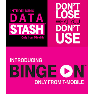 Data Stash or Binge On?