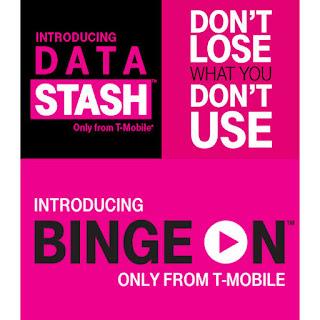 Data Stash or Binge On?