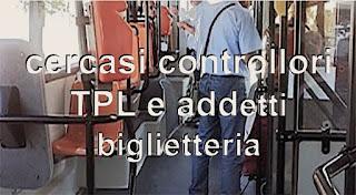 adessolavoro - Lavoro per controllori TPL e addetti biglietteria