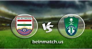 مشاهدة مباراة الأهلي السعودي واستقلال دوشانب بث مباشر اليوم 28-01-2020 في دوري أبطال آسيا