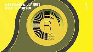 Lyrics When I'm With You - Alex Leavon & Julia Ross