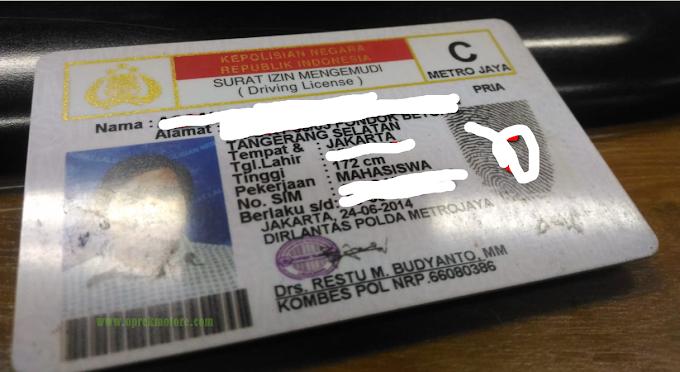 Yuk Urus Perpanjangan SIM Sebelum Libur Cuti Bersama Idul Fitri