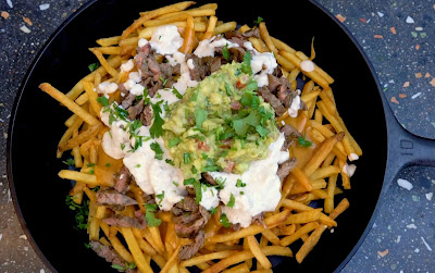How to make carne asada fries at home