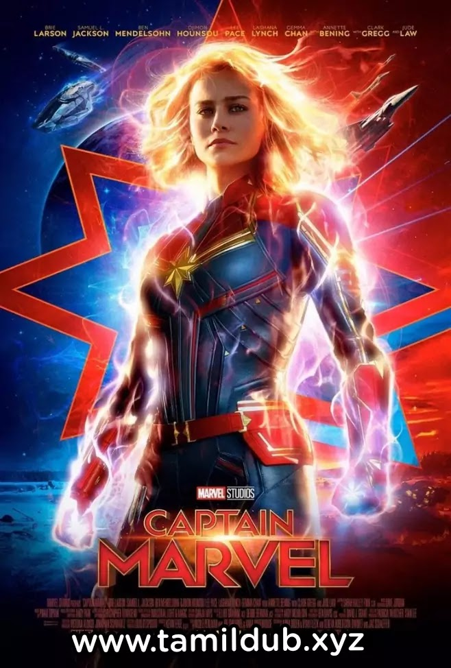 Captain Marvel Tamil Dubbed Hollywood Movie Download
