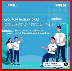 Lowongan Kerja BUMN April 2021 di PT Permodalan Nasional Madani (Persero) Tbk