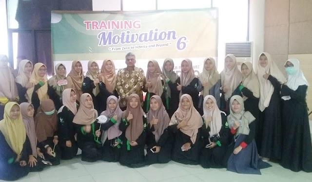 Walikota Tangerang Buka Training Motivasion 6 Laz Ryadha, Contohlah Rasullah