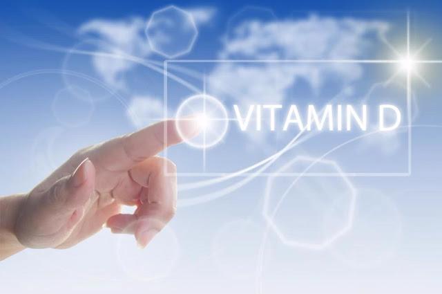Vitamin D low back