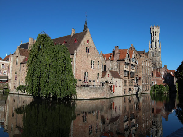A Perfect Day in Brugge
