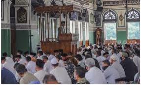 Khutbah Jum'at : Tauhid  Dan Kemuliaan Akhlaq.