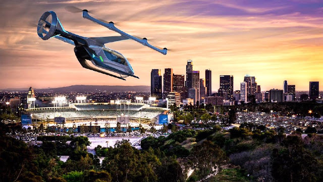 Uber Flying Cars Project - Expectations and Reality