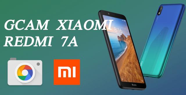 Como instalar a GCam no Xiaomi Redmi 7A