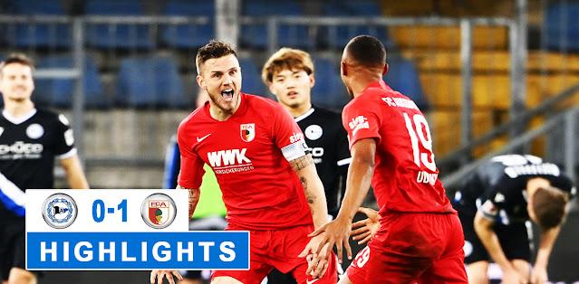 Arminia Bielefeld vs Augsburg – Highlights