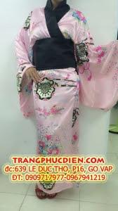 Địa chỉ thuê kimono rẻ, đẹp tại HCM mà bạn chưa biết