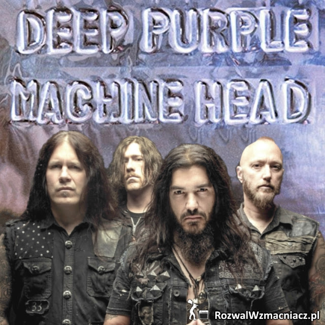 Deep Purple - Machine Head mem metal