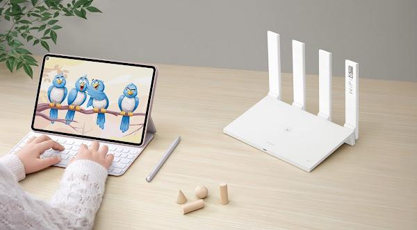 Huawei WiFi AX3: o router com WI-FI 6 que leva a internet a todas as partes da casa