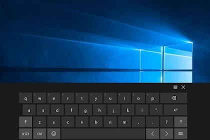 Cara Menampilkan Keyboard di Layar Laptop yang Mudah