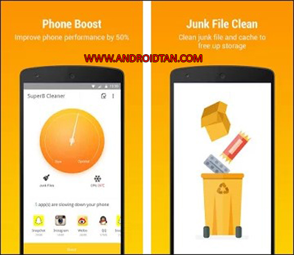 SuperB Cleaner Apk Download