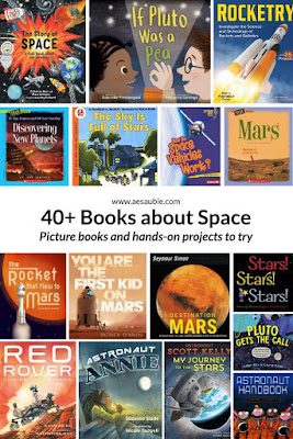 some of our favorite picture books about space