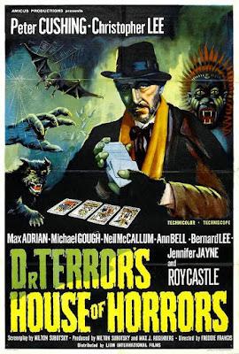 Las profesias del Dr. Terror (1965) de Freddie Francis