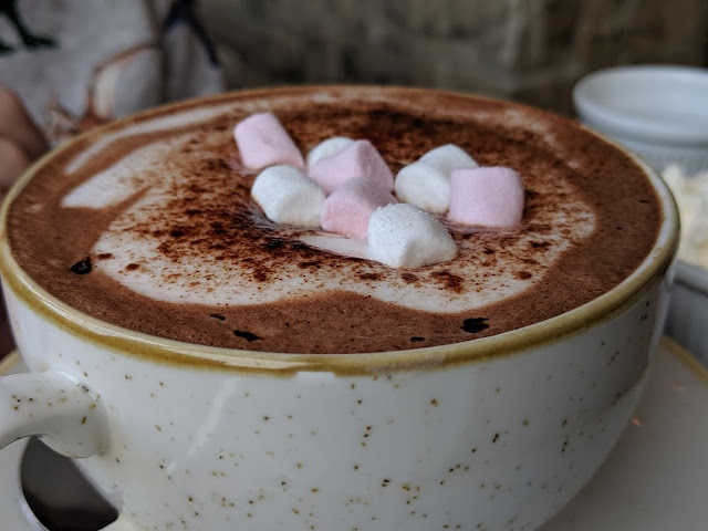 The Best Places for Hot Chocolate & A Walk across North East England