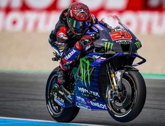 Quartararo Juara motogp Assen 2021