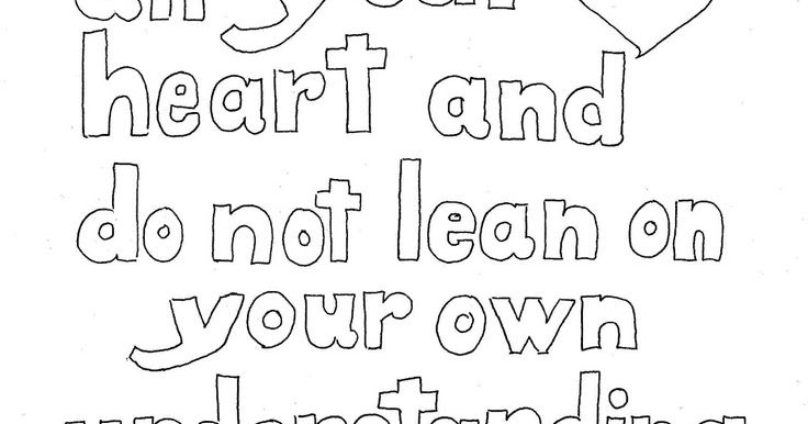 Free Preschool Bible Coloring Pages