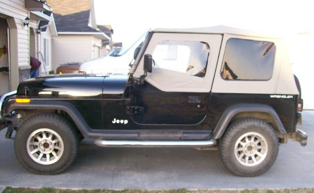 1991 jeep wrangler owners manual mustahaq. Black Bedroom Furniture Sets. Home Design Ideas