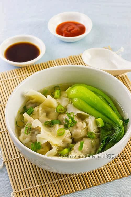 上湯水餃 Dumpling Soup