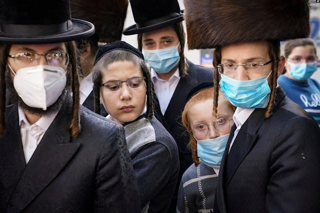 Survei: 63% Warga Yahudi-Amerika Pernah Alami atau Saksikan Sikap Anti-Yahudi