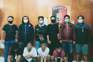 4 Terduga Pelaku Persetubuhan Anak Dibawa Umur di Torut Diamankan Polisi