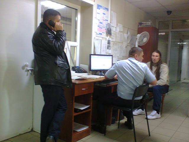"""Отдел Полиции """"Октябрьского"""" района Барнаул."""