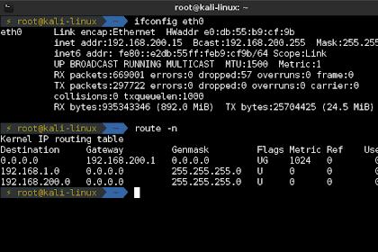 Cara Setting IP Address di GNU/Linux via Terminal