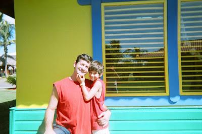 Dad and David 2004ish