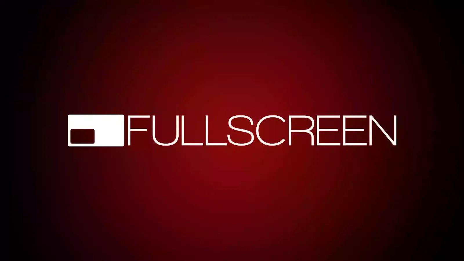 يوتيوب Windowed FullScreen هو امتداد لمتصفح  Firefox .Chrome الذي يقوم بتشغيل مقاطع الفيديو بملء الشاشة في وضع النافذة