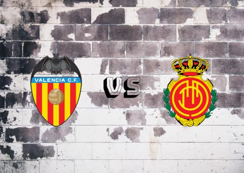 Valencia vs Mallorca  Resumen