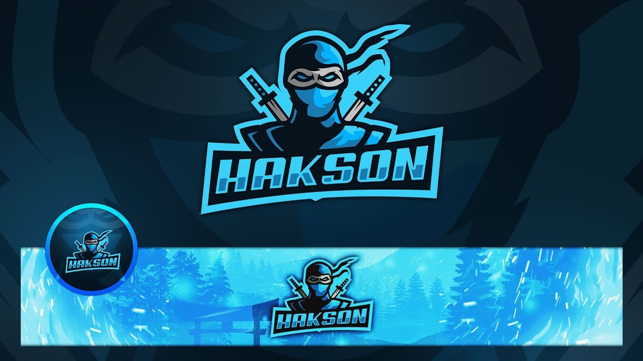 115+ FREE YouTube Gaming Logo, Banner & Avatar Template ...