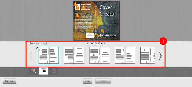 Kindle's Cover Creator