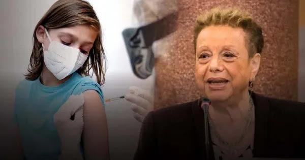 Γιαμαρέλλου: «Καλής πρόγνωσης η μυοκαρδίτιδα από τα εμβόλια - Να εμβολιάσουμε άφοβα τα παιδιά»!