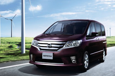 Coming Soon New Nissan Serena c26