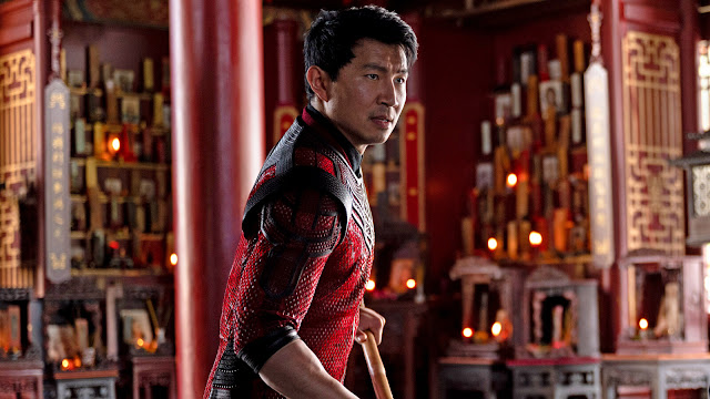 Simu Liu Destin Daniel Cretton | Shang-Chi and the Legend of the Ten Rings | Marvel Studios