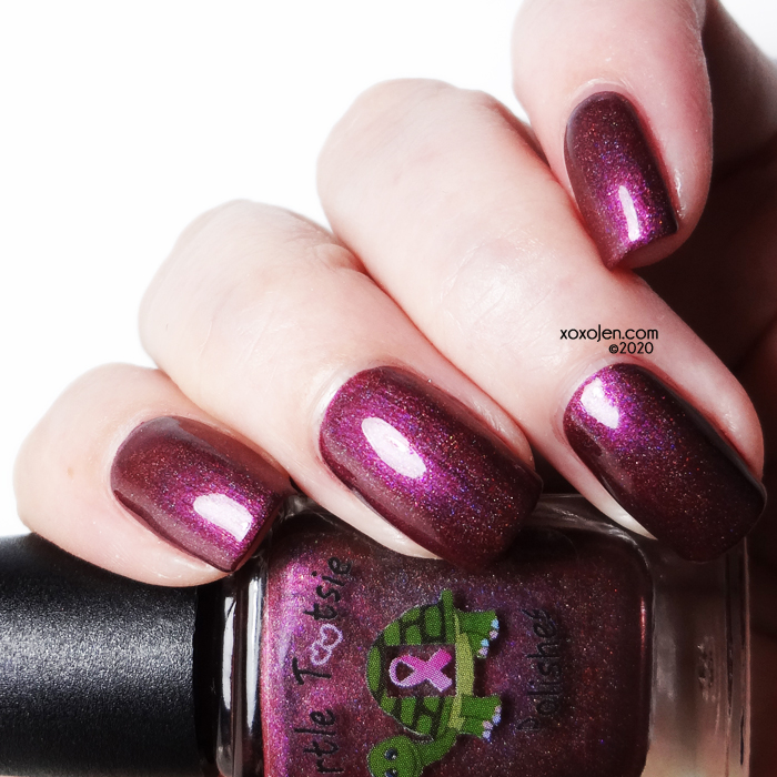 xoxoJen's swatch of Turtle Tootsie Fight For Your Life