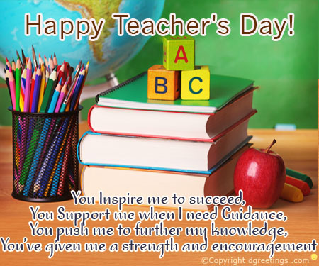 teachers day images facebook