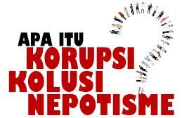 essay tentang korupsi kolusi dan nepotisme