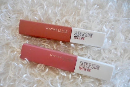 Maybelline New York Superstay Matte Ink Liquid Lipstick Amazonian