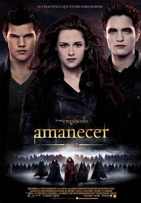 Amanecer Parte 2 - Saga Crepusculo [Twilight] - Audio Latino [Descargar]  [Ver Online]