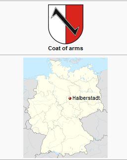 Ηalberstadt Γερμανίας. http://leipsanothiki.blogspot.be/