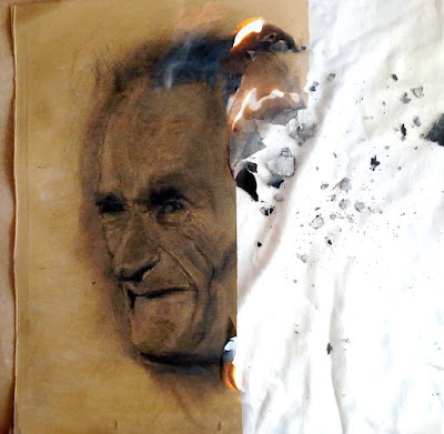 """Antonin Artaud"", ""artaud"",""retrato"",""portrait"",""dibujo"",""draw"",""drawing"",""lápiz"",""grafito"",""pencil"",Graphite"",""arte"",""art"",""fuego"",""fire"",""arder"",""burning"",""marzo"",""march"",""vida"",""life"""