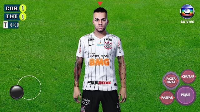 FIFA 20 MOBILE PATCH BRASILEIRÃO V5