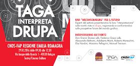 "Tour ""TAGA interpreta drupa"" - BOLOGNA"