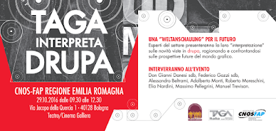 "Tour ""TAGA interpreta drupa"" - BOLOGNA"